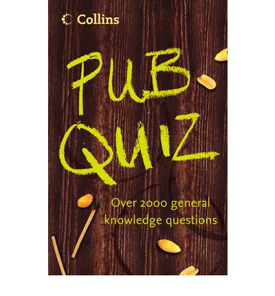 Collins Pub Quiz Book