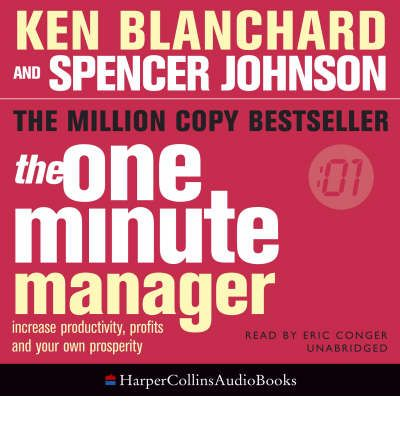 book review of the one minute manager