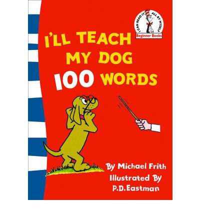 Beginner Series: I'll Teach My Dog 100 Words
