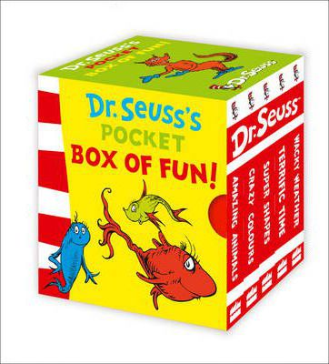 Dr. Seuss: Dr. Seuss's Pocket Box of Fun!