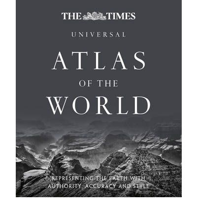 The Times Universal Atlas of the World: Universal Edition