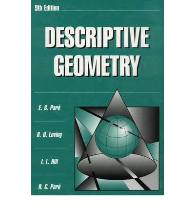 descriptive geometry Online shopping from a great selection at books store.