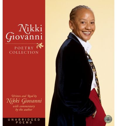 The Nikki Giovanni Poetry Collection CD