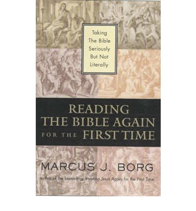 an analysis of marcus j borgs meeting jesus again for the first time