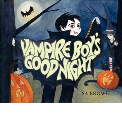 Vampire Boy's Good Night