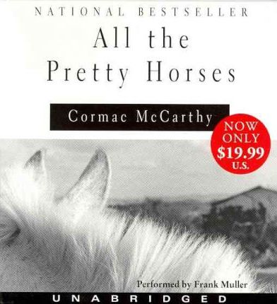 book analysis all the pretty horses Chapter summary for cormac mccarthy's all the pretty horses, chapter 1 part 2 summary find a summary of this and each chapter of all the pretty horses.