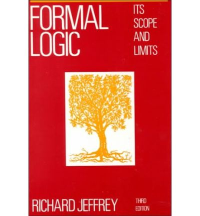 Ebook gratis italiano für Android herunterladen Formal Logic : Its Scope and Limits by Richard C. Jeffrey PDF ePub