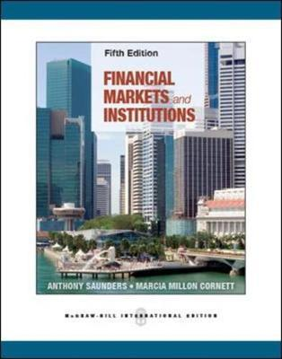 Financial institutions markets
