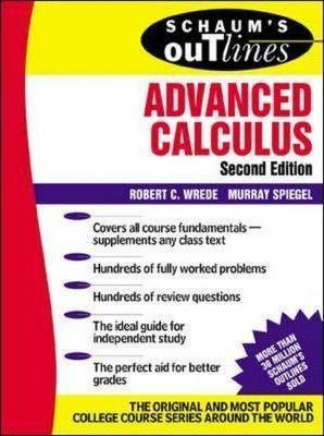 Schaum's Outline of Advanced Calculus