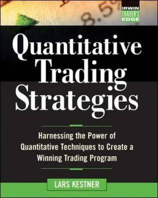 Quantitative trading strategies amazon