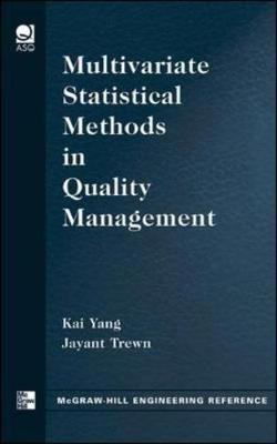 multivariate statistical process control thesis
