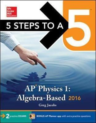 5 Steps to a 5 AP Physics 2016: No.1