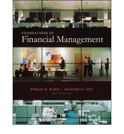 foundations of financial management Connect: a highly reliable, easy-to-use homework and learning management solution that embeds learning science and award-winning adaptive tools to improve student results responding to the demands of the marketplace, this text has a strong real-world emphasis, clear writing style, and step-by.