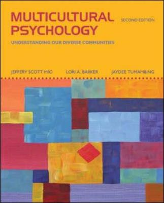 multicultural and social issues in psychology Multiculturalism and diversity focuses on the ways in which history and identity inform each other multicultural psychology and cross-cultural psychology interpretive lenses spssi contemporary social issues and interventions series.