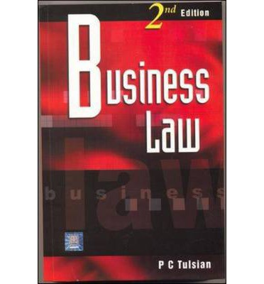 LAW PC BUSINESS PDF TULSIAN