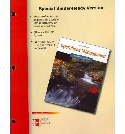 By j.stevenson 11th management william operations edition pdf