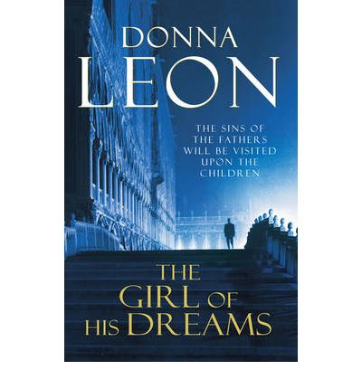 The Girl of His Dreams by Donna Leon - italian