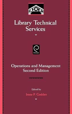 library and technical information services Guided by a passion for excellence and good stewardship, the technical  services department works in partnership with others to acquire and provide  access to.