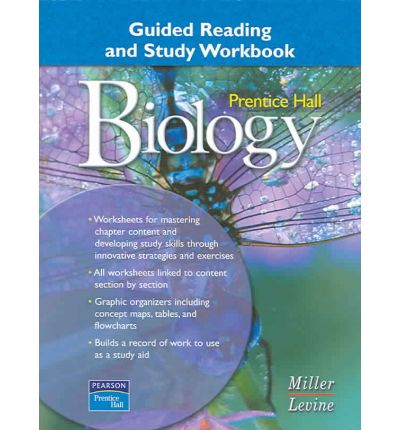 PRENTICE HALL MILLER LEVINE BIOLOGY GUIDED READING AND