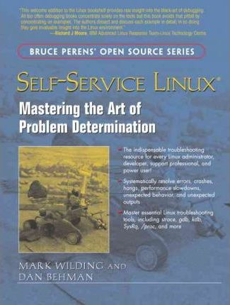 Self-Service Linux : Determining Problems and Finding Solutions