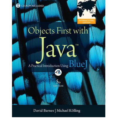 WITH OBJECTS FIRST JAVA