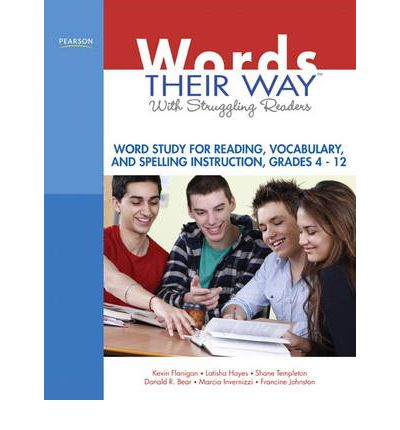 Words Their Way with Struggling Readers