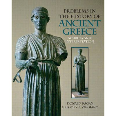 Problems in the History of Ancient Greece