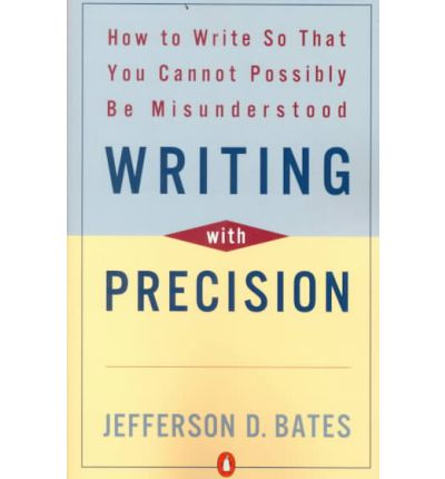 Writing with Precision