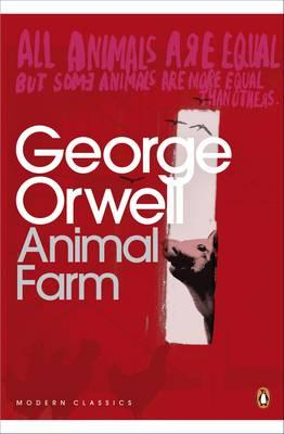 How does the rebellion take place in Animal Farm?