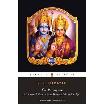 the ramayana narayan Narayan also published travel books, volumes of essays, the memoir my days,  and the retold legends gods, demons, and others, the ramayana, and the.