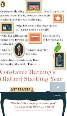 Constance Harding's (Rather) Startling Year