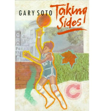 taking sides by gary soto Provides teaching strategies, background, and suggested resources reproducible student pages to use before, during, and after reading--cover.