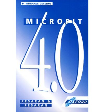 microfit 5.0 software