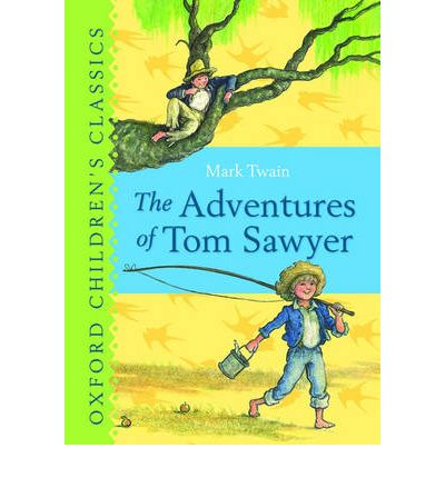 Book Review: The Adventures of Tom Sawyer, by Mark Twain