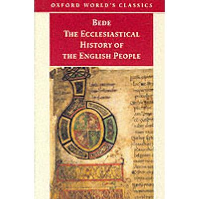 The Ecclesiastical History Of The English People The border=