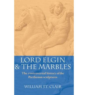 Lord Elgin and the Marbles