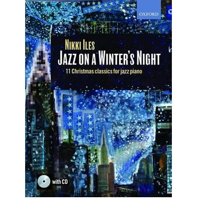 Jazz on a Winter's Night + CD: 11 Christmas Classics for Jazz Piano