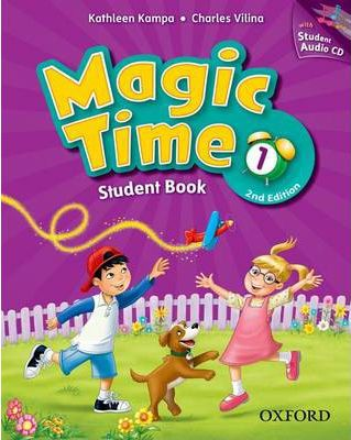 Magic Time Level 1 Student Book And Audio Cd Pack Pdf Online Lykourgosgwyn