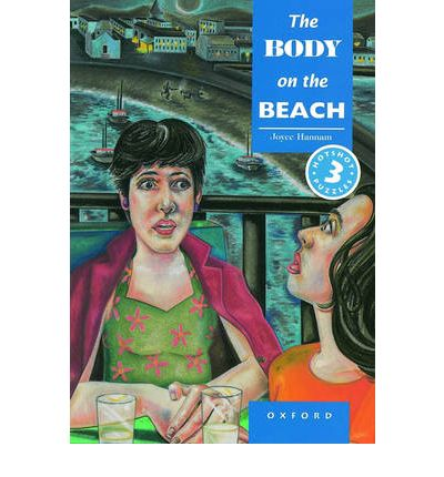 Scribd ebooks download gratuito Hotshot Puzzles: Body on the Beach Level 3 by Joyce Hannam PDF ePub iBook 9780194224864