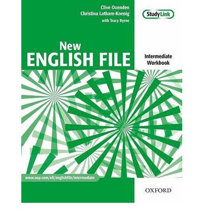 New Eenglish File: Intermediate: Workbook with Key and MultiROM Pack: Workbook with Key and MultiROM Pack Intermediate level: Six-Level General English Course for Adults