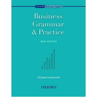 Practice business grammar pdf and
