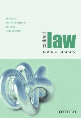 contract law case book pdf
