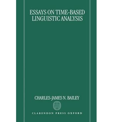Linguistics creating an essay