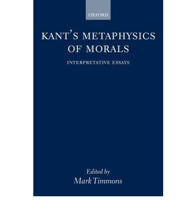 An Essay on Metaphysics : Revised edition with introduction and additional material