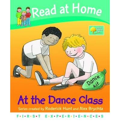 Read at Home: First Experiences: at the Dance Class