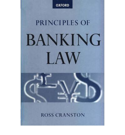 principles of banking and law Mid term assignment banking & finance law name: tran cong hieu student id: 15402543 word count: 986 issues can fantastic it exists until terminated pursuant to contractual principles, which could include agreement of the parties or breach of the condition entitling the.