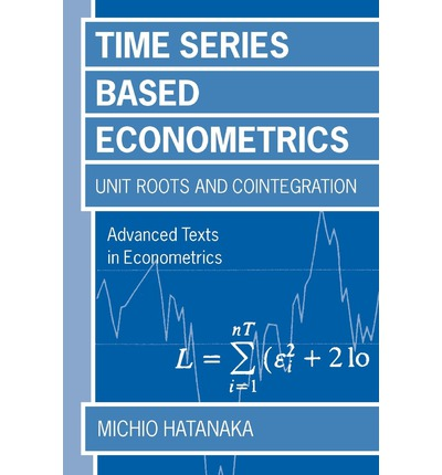 time series econometrics book pdf