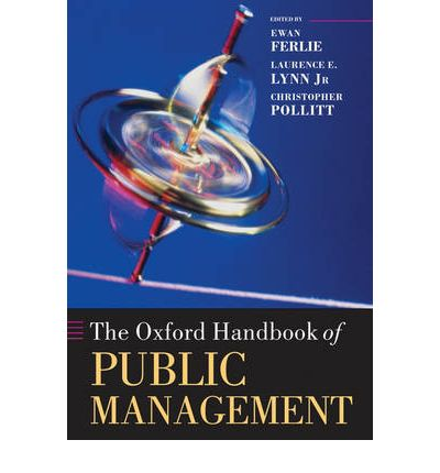 The Oxford Handbook of Public Management
