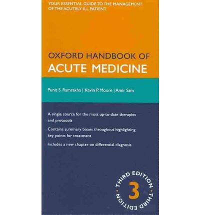oxford handbook of emergency medicine pdf free