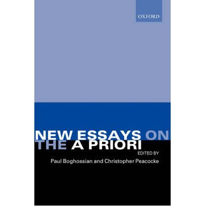 new essays on the a priori Register free to download files | file name : new essays on the a priori pdf and more the time to finish reading a book will be always various.